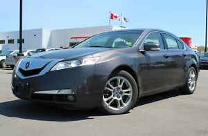 "2009 Acura TL ""Superb audio, high-tech features, and Honda re..."