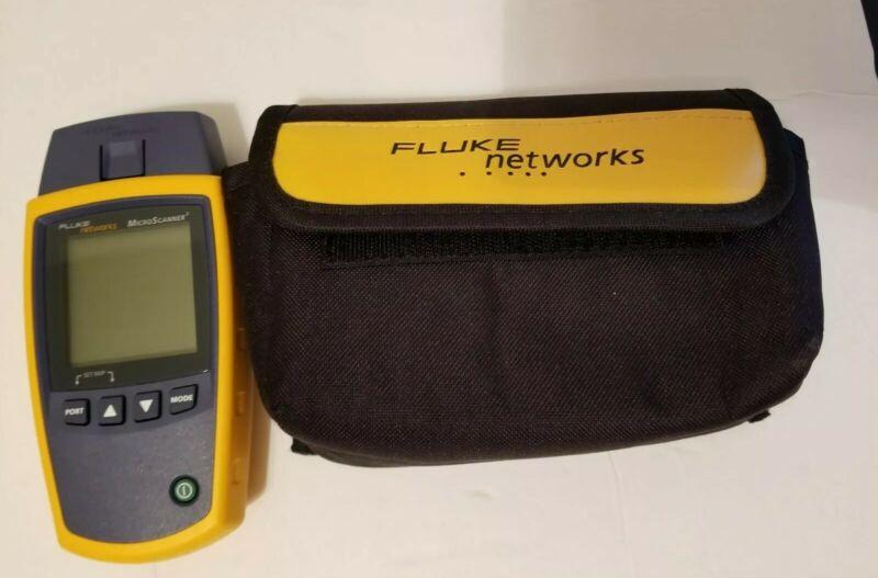 Fluke Networks MS2-100 Cable Tester
