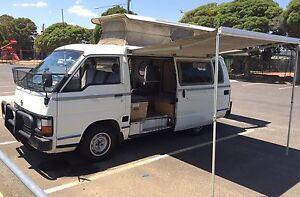 1986 Toyota Hiace Campervan Reg & RWC Melbourne CBD Melbourne City Preview
