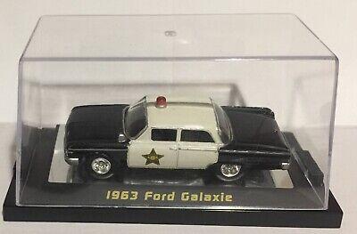 • Johnny Lightning • '63 Ford Galaxie (Mayberry Sheriff) • guter Zustand • comprar usado  Enviando para Brazil