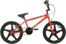 """X-Rated Shockwave Kids BMX Bike 20"""" Wheels Steel Frame V-Brakes Child Bicycle"""
