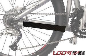Mountain Bike Chain Protector Frame Guard, Black Carbon Zoom Sport