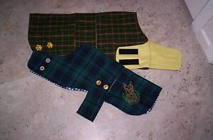 Quality handmade dog jackets Evandale Northern Midlands Preview