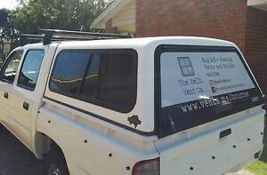 Toyota Hilux Flexiglass Canopy - suits 1997 thru 2003 Mill Park Whittlesea Area Preview