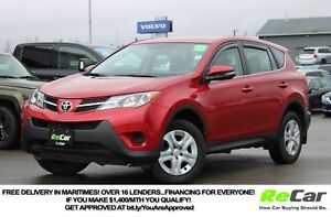 2015 Toyota RAV4 LE AWD | LOADED | ONLY 44,000 KM!