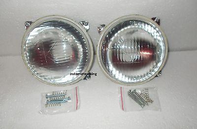 Massey Ferguson 135165175240 Tractor Haedlight Units Lh Rh
