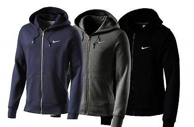 Zip Hoody Jacke (Nike Trainingsjacke Club Full Zip Hoody  Kapuzenjacke Freizeitjacke Jacke )