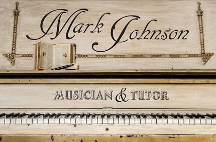 Piano accompanist available