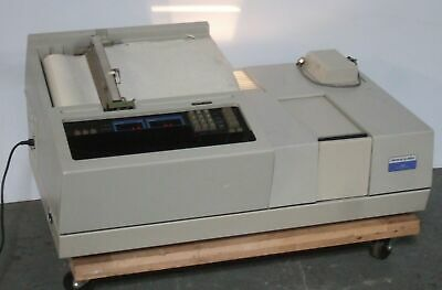 Perkin Elmer Hitachi 330 Uv-vis-nir Spectrophotometer Double Beam 310-0020
