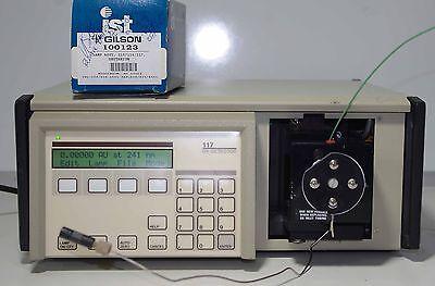 Gilson 117 Uv Detector Nice
