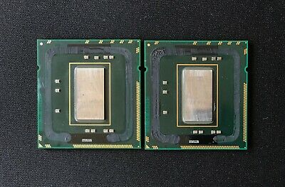 Matched Pair (2) DELIDDED Intel XEON X5680 3.33GHz 6 Core Processor Mac Pro USA, used for sale  USA