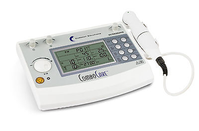 New Without Box - Roscoe Combocare E-stim Ultrasound Combo Combo Care Dq7844
