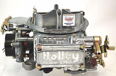 Holley Carburetor 600 CFM Electric Choke # 80457-S Factory Remanufactured