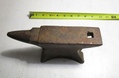 "7 lbs Jewelers - Hobbyist Anvil - 1 3/4"" Wide Face - Overall 8"" Long"
