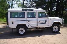 Landrover Defender, ISUZU, Turbo East Maitland Maitland Area Preview