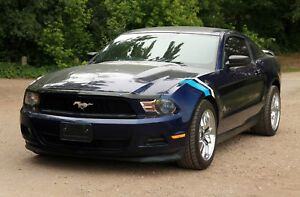 2012 Ford Mustang V6 Premium | CERTIFIED + E-Tested