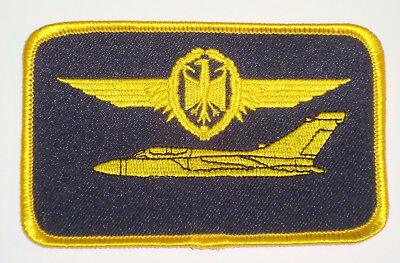 Aufnäher Patch Namemsschild Tornado Marine Pilot in Gold .......A3669 Marine-pilot
