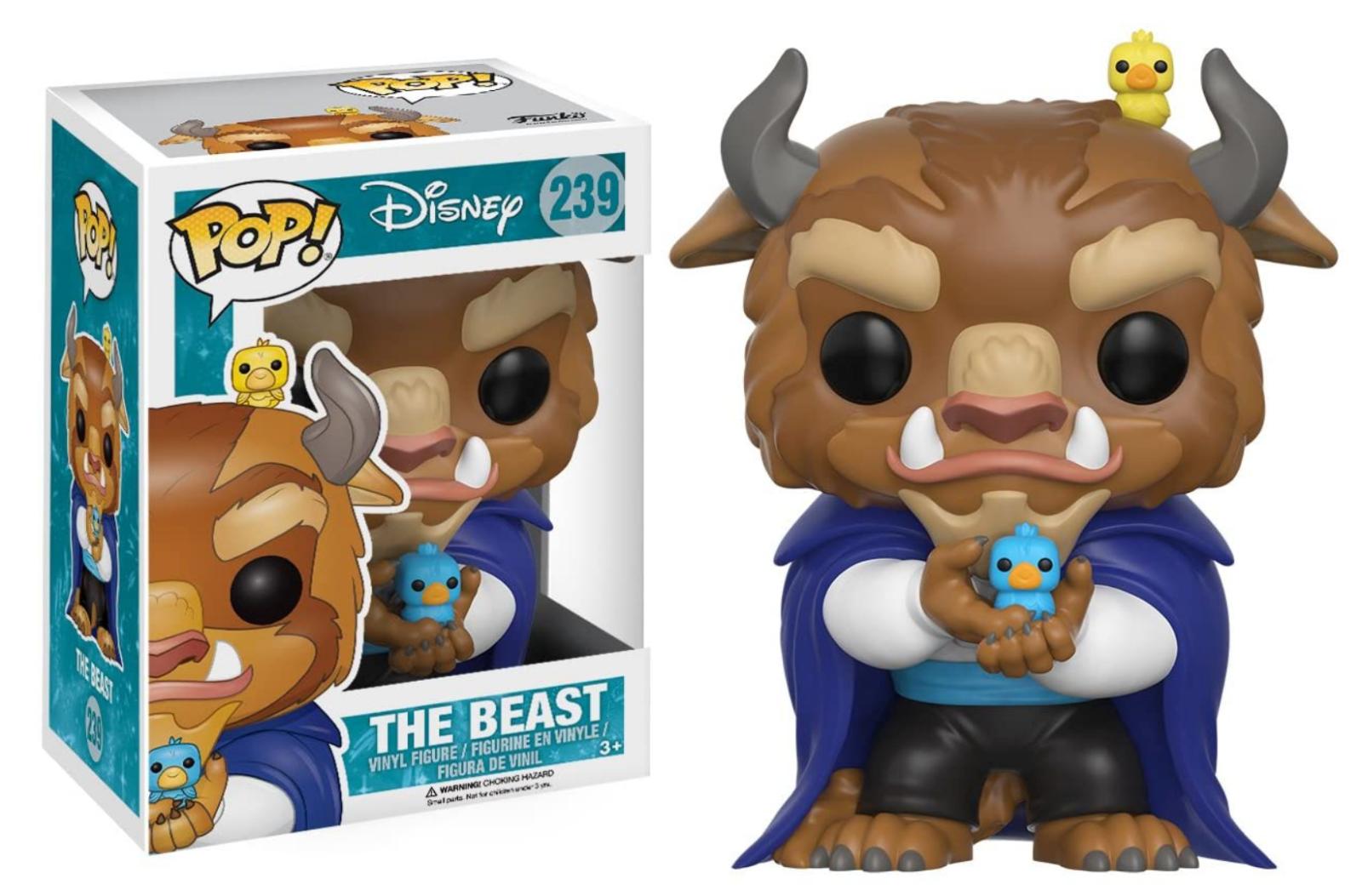 Disney's Beauty & The Beast POP Vinyl Figure: Winter Beast