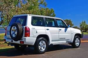 2013 Nissan Patrol Y61 GU8 ST Wagon 7 Seat Auto 4sp 4x4 3.0DT