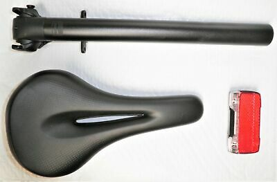 Details about  /Ultralight 25.4 27.2 30.8 31.6mm Carbon Fiber Bike Seat Post Seat Tube Seatpost
