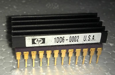 Hp 1dd6-0002 Ic For Hp 8116a Function Generator  Hp-8112a Pulse Generator