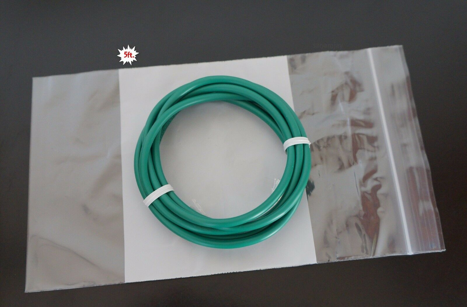 14 FT CAT5E WHITE RJ11 6P4C Data Cable Part NO QTY 2 TWO ASB1320-14W