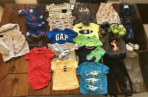 Baby Boy Clothing (6-12 Months)