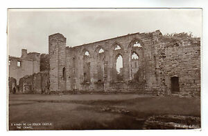 Chapel-Ashby-De-La-Zouch-Castle-Photo-Postcard-1938