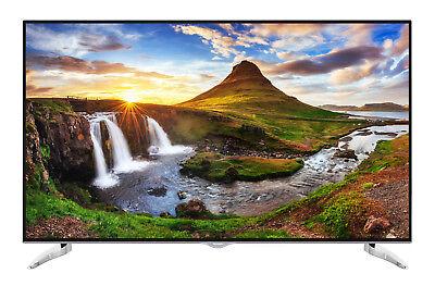 Telefunken XU65D401 4K Ultra HD Fernseher 65 Zoll TV Triple-Tuner, SmartTV, WLAN