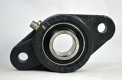 Ucfl205-16 1 Flange Block Mounted Bearing Cast Iron Housing 38 Bolt Qty 2