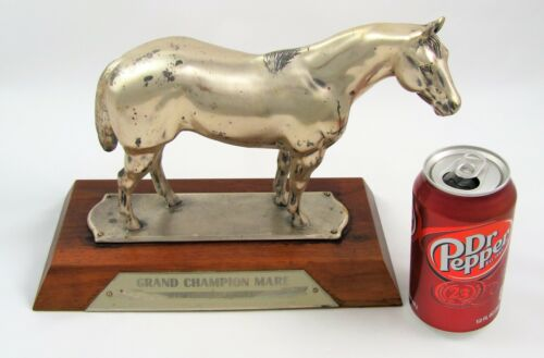 1970 Grand Champion Mare Trophy From The American Quarter Horse Assoc.