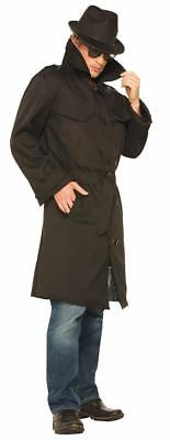 The Flasher Male Brown Trench Coat Funny Fancy Dress Up Halloween Adult Costume - Funny Male Halloween Costume