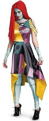 Sally Prestige Nightmare Before Christmas Fancy Dress Halloween Adult - Halloween Costumes Nightmare Before Christmas