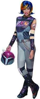 Sabine Wren Star Wars Rebels Lothal Fancy Dress - Sabine Star Wars Rebels Kostüm