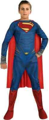 Superman Teen Costume Man of Steel (E) - Teen Superman Costume