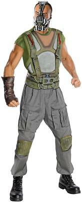 Bane Batman Dark Knight Rises Fancy Dress Up Halloween Deluxe Adult Costume