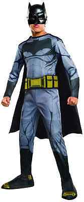 Batman vs. Superman Dark Knight Superhero Fancy Dress Halloween Child Costume