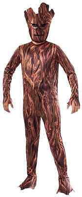 Groot Guardians of Galaxy Marvel Superhero Fancy Dress Halloween Child - Groot Halloween Costume Baby