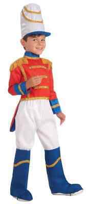 Toy Soldier Wooden Nutcracker Christmas Fancy Dress Up Halloween Child Costume](Toy Soldier Costume Kids)
