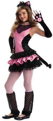 en Animal Girl Cute Fancy Dress Up Halloween Teen Costume (Cute Teen Girl Kostüme)