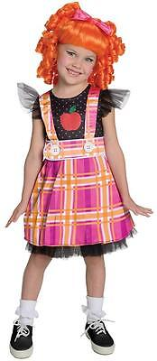 Bea Spells-A-Lot Lalaloopsy Rag Doll Fancy Dress Halloween Deluxe Child Costume - A Doll Costume