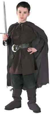 Aragorn Lord of the Rings Hobbit Medieval Fancy Dress Up Halloween Child Costume - Dress Up Lord Of The Rings