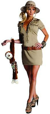 Jane the Hunter Tarzan Jungle Safari Fancy Dress - Tarzan Und Jane Halloween