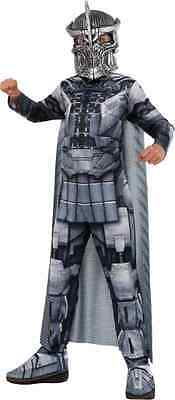 Shredder TMNT Teenage Mutant Ninja Turtles Fancy Dress Halloween Child Costume