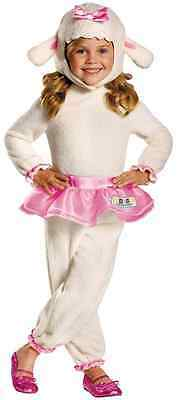 Lambie Classic Doc McStuffins Disney Fancy Dress Halloween Toddler Child Costume - Toddler Doc Mcstuffins Halloween Costume