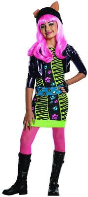 Howleen Wolf 13 Wishes Monster High Mattel Fancy Dress Halloween Child Costume](Monster High Costumes 13 Wishes)