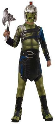 War Hulk Thor Ragnarok Marvel Superhero Fancy Dress Up Halloween Child Costume