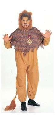 Cowardly Lion The Wizard of Oz - Adult - Cowardly Lion Costumes Adults