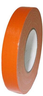 T.r.u. Industrial Duct Tape. Waterproof Uv Resistant Orange 1 In X 60 Yd.
