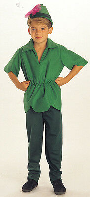 Peter Pan Child Boy's Costume - Multiple Sizes Available (Peter Pan Costumes For Boys)